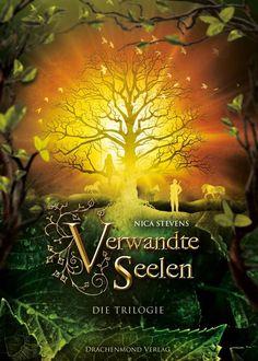 Nica Stevens - Verwandte Seelen - Die Trilogie (Band 1-3)