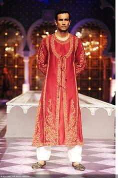 Raghavendra Rathore on Day 3 of India Bridal Fashion Week