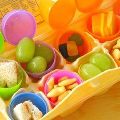 Easter Egg Lunch Hunt {Easter Games}