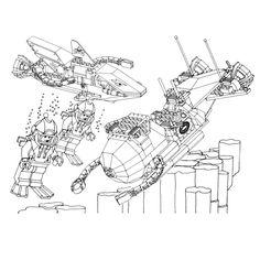 ausmalbild lego chima - lego chima lennox vs cragger   malvorlagen, ausmalbild, vorlagen