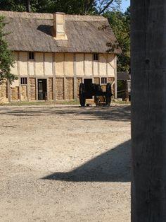 Jamestown Settlement, Jamestown, Virginia
