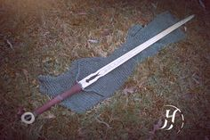 Ciri's Witcher 3 Sword, Forged In The Real World