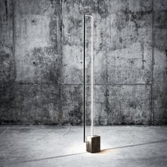 Floor standing lamp / contemporary / metal / LED MIRE LT CINIER