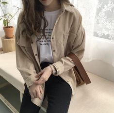 korean fashion aesthetic outfits soft kfashion ulzzang girl 얼짱 casual clothes grunge minimalistic cute kawaii comfy formal everyday street spring summer autumn winter g e o r g i a n a : c l o t h e s K Fashion, Asian Fashion, Fashion Outfits, Fashion Online, Korean Fashion Trends, Korean Street Fashion, Classic Outfits, Cool Outfits, Casual Korean Outfits