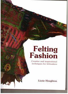 """Выкройки жакетов из книги Lizzie Houghton """"Felting Fashion"""": публикации и мастер-классы – Ярмарка Мастеров"""