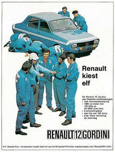 Renault 12 Gordini adv