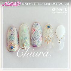 YokoShikata♡キアラさんのネイル♪[2260711]|ネイルブック
