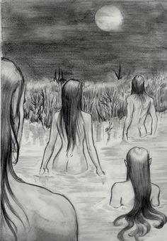 Children of the moon by HeilyAens
