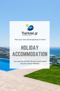 Time for holiday planning? Check our brand new Villas and Apartments in Crete and have a relaxing accommodation! Vegas Vacation, Summer Vacations, Next Holiday, Family Holiday, Crete Holiday, Greek Island Hopping, Nature View, Crete Greece, Holiday Accommodation