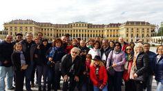 Fotografía: Guía Nekane - Abril 2016-Palacio Palacio de Schonbrunn de Viena ( el de Sisí)