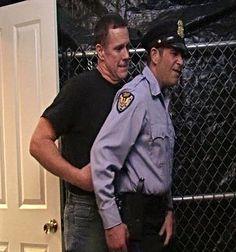 Police officer gay sex