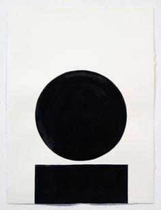 black circle dot pois abstract art by vivienne griffin. Contemporary Abstract Art, Modern Art, Art Blanc, Art Sculpture, Black And White Abstract, Claude Monet, Art Plastique, Art Photography, Art Pieces