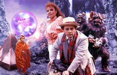 DOCTOR WHO Time and the Rani PLANO CRITICO 7º DOUTOR MEL