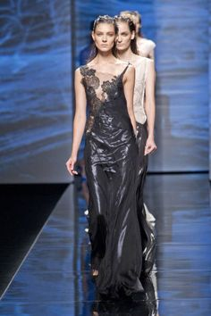 Alberta Ferretti Spring 2013 Ready-to-Wear Collection by elle.com