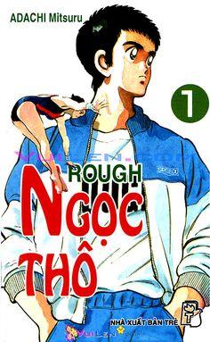 Manga: NGỌC THÔ-  Mitsuru Adachi  12c giá 80k