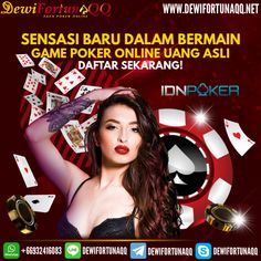 10 Ide Poker Qq Poker Dewi Main Game