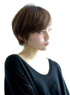 ☆大人のシンプルクールショートヘア☆別バージョン2