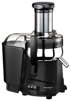 Kuvings - Centrifugal Juicer - Black Pearl