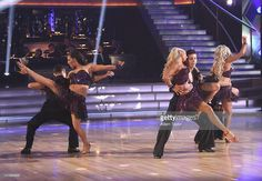 SHOW - 'Episode 1402A' - Season 14's Troupe returned with two new members, Henry Byalikov and Emma Slater, for the Season Premiere of 'Dancing with the Stars the Results Show,' TUESDAY, MARCH 27 (9:00-10:01 p.m., ET), on the ABC Television Network. The Troupe was joined by the professional dancers of the season for an amazing performance. SASHA