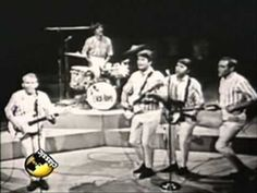 """The Beach Boys - """"Help Me Rhonda"""" ... This is so great, a live performance. Not the best audio but still awesome...they look so young...well, I guess they were...lol"""
