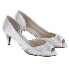 Rainbow Club Cheryl - Wedding Shoes - Crystal Bridal Accessories