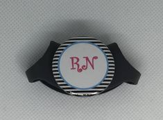 Excited to share the latest addition to my #etsy shop: RN stethoscope identification tag/ nurse stethoscope identification tag/ nurse gifts/ Littmann stethoscope id tag http://etsy.me/2DYwRlw #accessories #gray #stethoscopeidtag #littmannidtag #rnidtag #keystoneblingnt