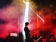 The Horrors photo by Lizzie Reakes Victorious Festival 2016 Horror Photos, Festival 2016, Victorious, Love You, Live, Concert, Te Amo, Je T'aime, Concerts