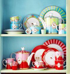 Pip Studio forma de decorar com porcelanas