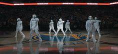 JABBAWOCKEEZ at NBA Finals 2016 - YouTube
