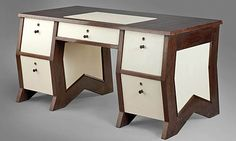 Pavel Janak Cubist Architecture, Museum, Writing Table, Art Of Living, Furniture Inspiration, Furniture Makeover, Office Decor, Home Furnishings, Furniture Design