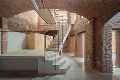 Beates, Barcellona, 2017 - Nook Architects