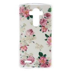 New Soft TPU Cute Cartoon Phone Cases for LG G4 H810 H815 F500 F500L Slim Rubber Back Cover Silicon Gel Cover Fundas For LG G 4