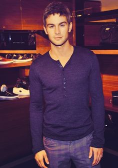 Chace Crawford *