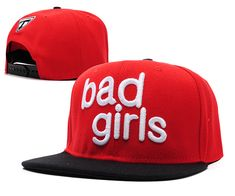 Bad Girls Snapback hats by Team Life Branded Caps 185bf4de4d26