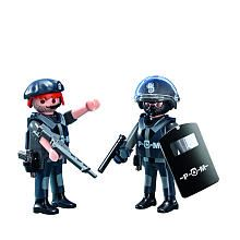 PLAYMOBIL Police Team Duo Pack