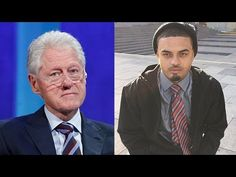 Julian Assange is preparing to release everything he has on the Clintons and as this is about to happen a man claiming to be Bill Clinton's illegitimate son ...