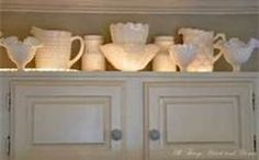 Pinterest Decorate Tops Of Cabinets - Bing Images