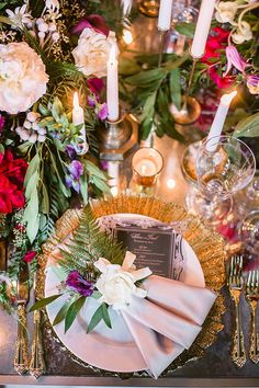 Romantic and Lux wedding inspiration | Photo by Jasmine Star | Read more - http://www.100layercake.com/blog/wp-content/uploads/2015/02/Luxe-wedding-inspiration-1.jpg