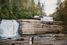 Want a fun idea? Ask your wedding photographer to shoot you with a tilt-shift lens. You'll look like tiny little toys.