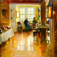 Kim English: ''The Breakfast Room                                                                                                                                                                                 More
