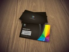 Color prism corporate business by ~Lemongraphic on deviantART  http://www.techirsh.com