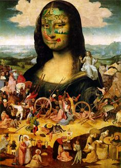Mona Lisa Surrealista