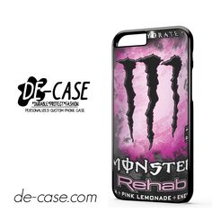 Beau Monster Energy Drink Rehab For Iphone 6 Iphone 6S Iphone 6 Plus Iphone 6S  Plus Case