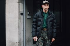 The Best Street Style From London's Fall 2017 Men's Shows