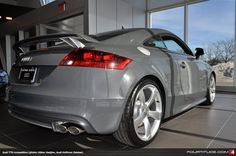 Find of the Day: 2015 TTS competition Limited Edition at Audi Hoffman Estates - Fourtitude.com