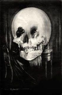 Charles Allan Gilbert, jugando con las vanidades