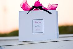 Wedding Guest Welcome Bags Miss Charity Meets Style