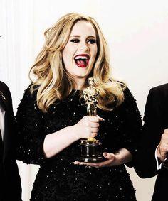Oscar Winner, ADELE