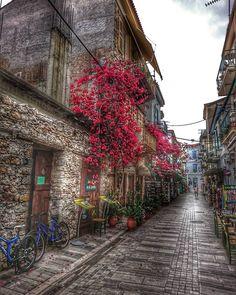 Beautiful Nafplio, Greece.