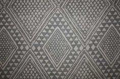 "Mark Alexander (Romo) ""Kasai"" designer curtain fabric gunmetal 1.9 metre piece   eBay"